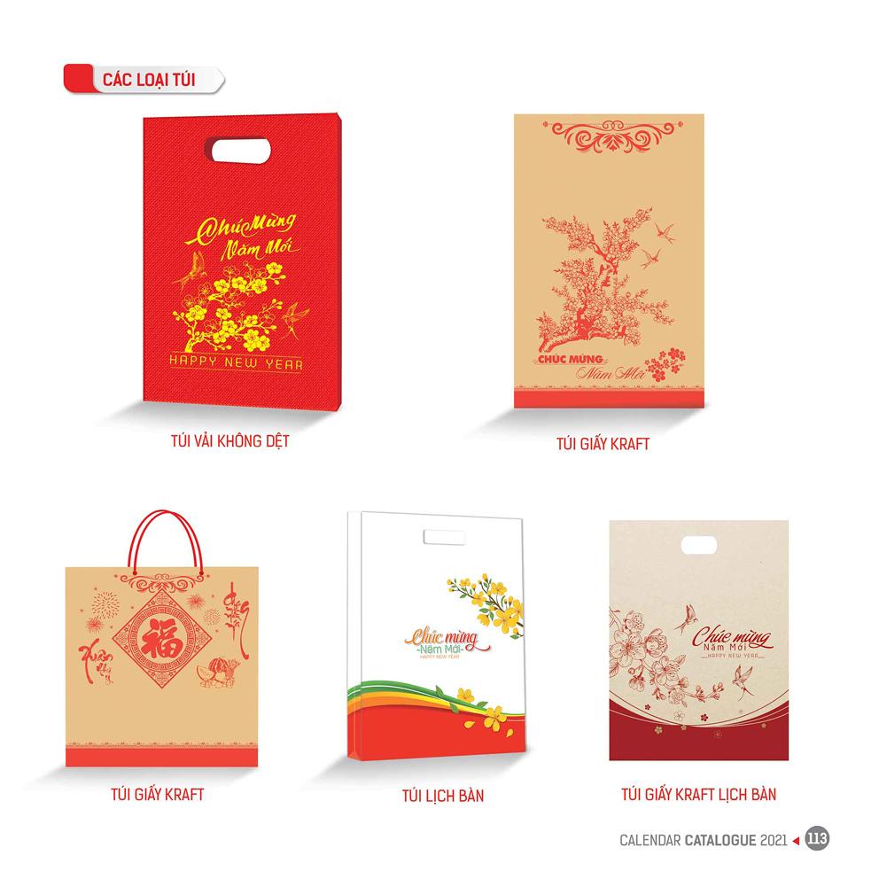 Các loại túi